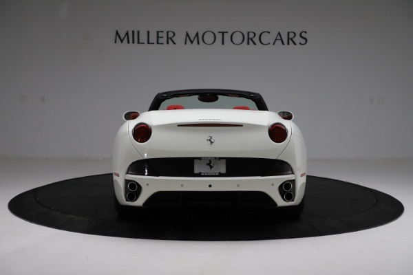 Used 2014 Ferrari California 30 for sale Call for price at Maserati of Greenwich in Greenwich CT 06830 6