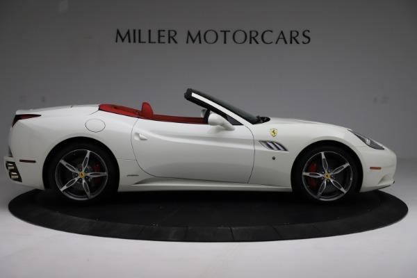 Used 2014 Ferrari California 30 for sale Call for price at Maserati of Greenwich in Greenwich CT 06830 9