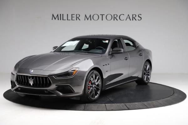 New 2021 Maserati Ghibli S Q4 GranSport for sale $100,285 at Maserati of Greenwich in Greenwich CT 06830 2