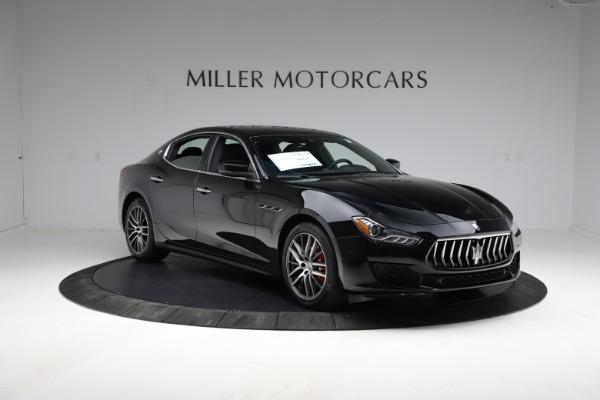 New 2021 Maserati Ghibli S Q4 for sale $86,654 at Maserati of Greenwich in Greenwich CT 06830 11