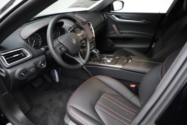 New 2021 Maserati Ghibli S Q4 for sale $86,654 at Maserati of Greenwich in Greenwich CT 06830 14
