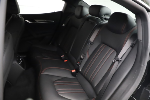 New 2021 Maserati Ghibli S Q4 for sale $86,654 at Maserati of Greenwich in Greenwich CT 06830 19