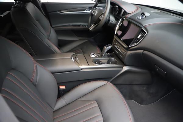 New 2021 Maserati Ghibli S Q4 for sale $86,654 at Maserati of Greenwich in Greenwich CT 06830 20