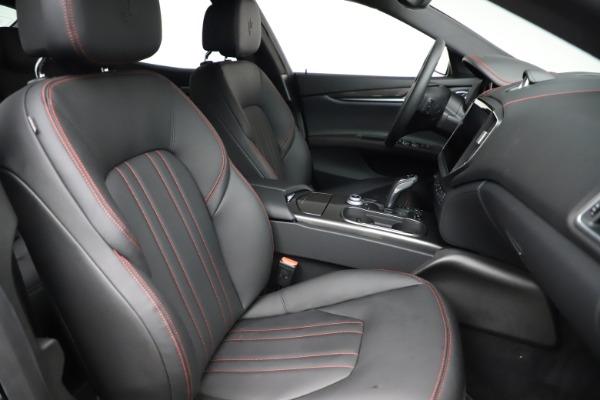 New 2021 Maserati Ghibli S Q4 for sale $86,654 at Maserati of Greenwich in Greenwich CT 06830 22