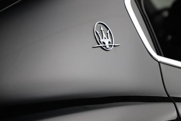 New 2021 Maserati Ghibli S Q4 for sale $86,654 at Maserati of Greenwich in Greenwich CT 06830 25