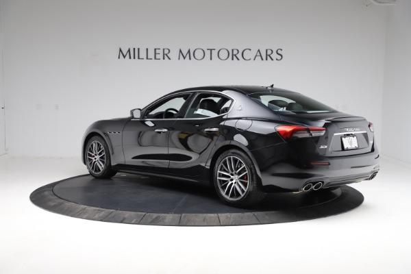 New 2021 Maserati Ghibli S Q4 for sale $86,654 at Maserati of Greenwich in Greenwich CT 06830 4