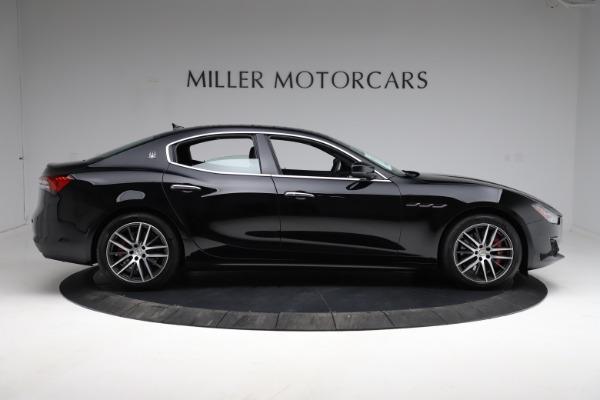 New 2021 Maserati Ghibli S Q4 for sale $86,654 at Maserati of Greenwich in Greenwich CT 06830 9