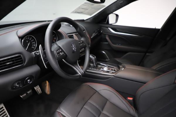 New 2021 Maserati Levante GTS for sale $135,485 at Maserati of Greenwich in Greenwich CT 06830 14