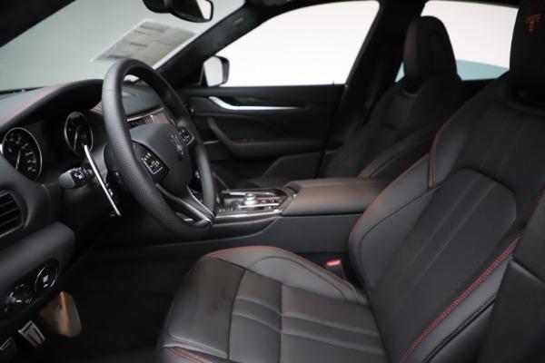 New 2021 Maserati Levante GTS for sale $135,485 at Maserati of Greenwich in Greenwich CT 06830 15