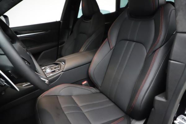 New 2021 Maserati Levante GTS for sale $135,485 at Maserati of Greenwich in Greenwich CT 06830 16