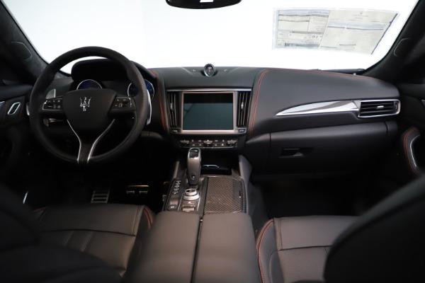New 2021 Maserati Levante GTS for sale $135,485 at Maserati of Greenwich in Greenwich CT 06830 17