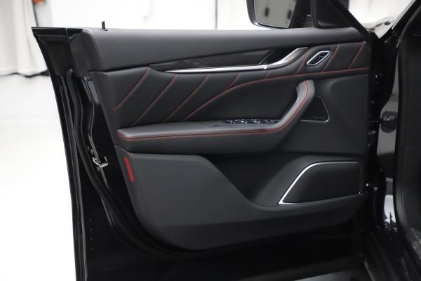 New 2021 Maserati Levante GTS for sale $135,485 at Maserati of Greenwich in Greenwich CT 06830 18