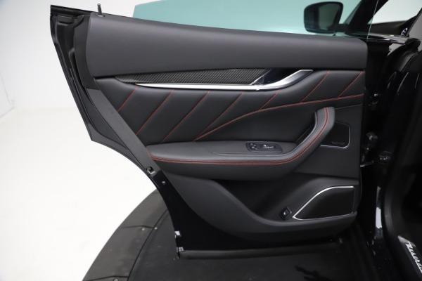 New 2021 Maserati Levante GTS for sale $135,485 at Maserati of Greenwich in Greenwich CT 06830 21