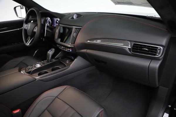 New 2021 Maserati Levante GTS for sale $135,485 at Maserati of Greenwich in Greenwich CT 06830 22