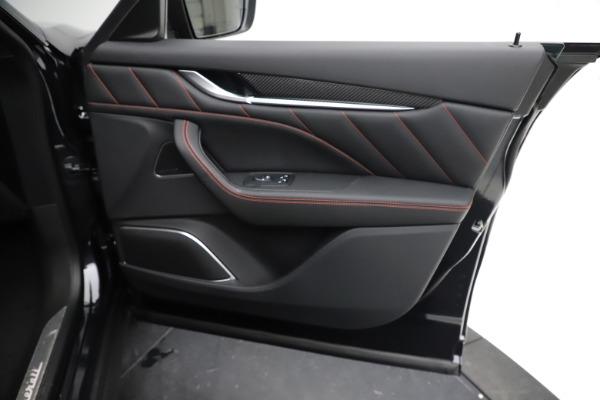 New 2021 Maserati Levante GTS for sale $135,485 at Maserati of Greenwich in Greenwich CT 06830 23