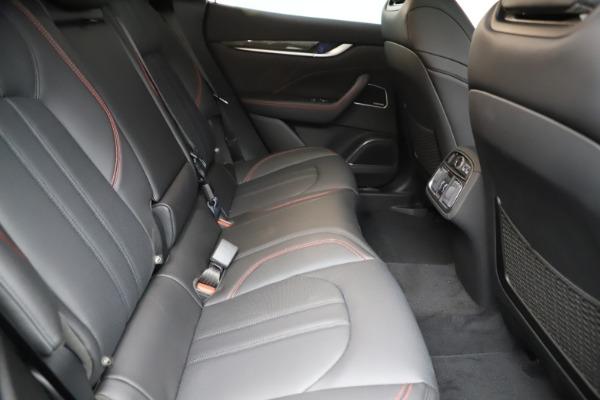 New 2021 Maserati Levante GTS for sale $135,485 at Maserati of Greenwich in Greenwich CT 06830 24