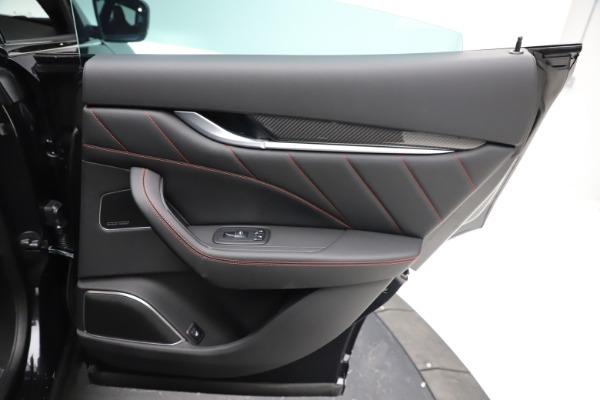 New 2021 Maserati Levante GTS for sale $135,485 at Maserati of Greenwich in Greenwich CT 06830 25