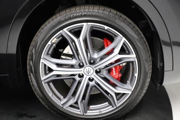 New 2021 Maserati Levante GTS for sale $135,485 at Maserati of Greenwich in Greenwich CT 06830 28