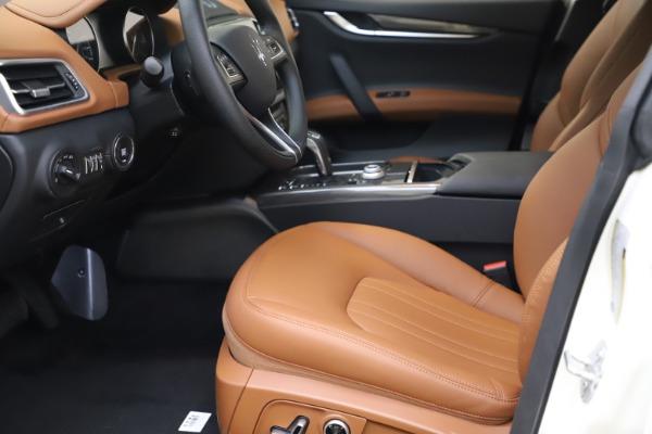 New 2021 Maserati Ghibli S Q4 for sale $85,754 at Maserati of Greenwich in Greenwich CT 06830 14