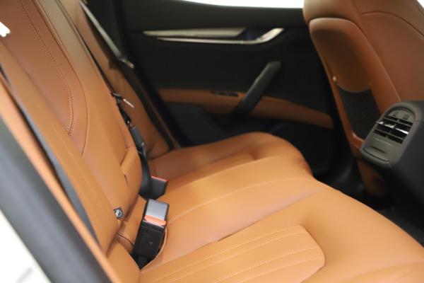 New 2021 Maserati Ghibli S Q4 for sale $85,754 at Maserati of Greenwich in Greenwich CT 06830 21