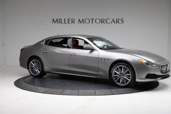 New 2021 Maserati Quattroporte S Q4 GranLusso for sale $122,435 at Maserati of Greenwich in Greenwich CT 06830 10