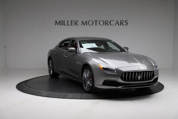 New 2021 Maserati Quattroporte S Q4 GranLusso for sale $122,435 at Maserati of Greenwich in Greenwich CT 06830 11