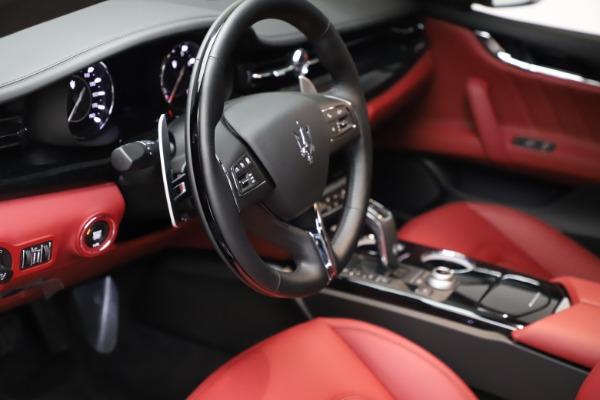 New 2021 Maserati Quattroporte S Q4 GranLusso for sale $122,435 at Maserati of Greenwich in Greenwich CT 06830 13