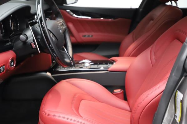 New 2021 Maserati Quattroporte S Q4 GranLusso for sale $122,435 at Maserati of Greenwich in Greenwich CT 06830 15