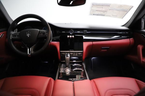 New 2021 Maserati Quattroporte S Q4 GranLusso for sale $122,435 at Maserati of Greenwich in Greenwich CT 06830 16