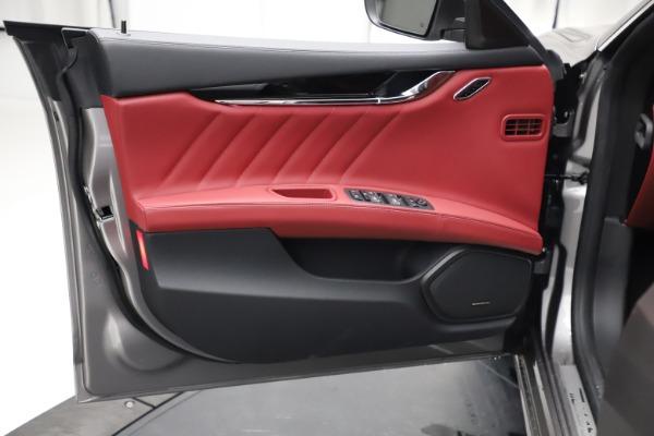 New 2021 Maserati Quattroporte S Q4 GranLusso for sale $122,435 at Maserati of Greenwich in Greenwich CT 06830 17