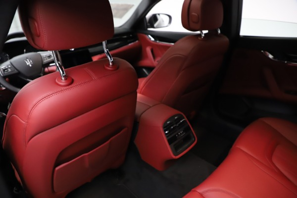 New 2021 Maserati Quattroporte S Q4 GranLusso for sale $122,435 at Maserati of Greenwich in Greenwich CT 06830 18