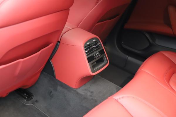 New 2021 Maserati Quattroporte S Q4 GranLusso for sale $122,435 at Maserati of Greenwich in Greenwich CT 06830 19