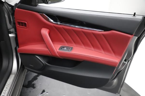 New 2021 Maserati Quattroporte S Q4 GranLusso for sale $122,435 at Maserati of Greenwich in Greenwich CT 06830 23