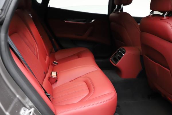 New 2021 Maserati Quattroporte S Q4 GranLusso for sale $122,435 at Maserati of Greenwich in Greenwich CT 06830 24