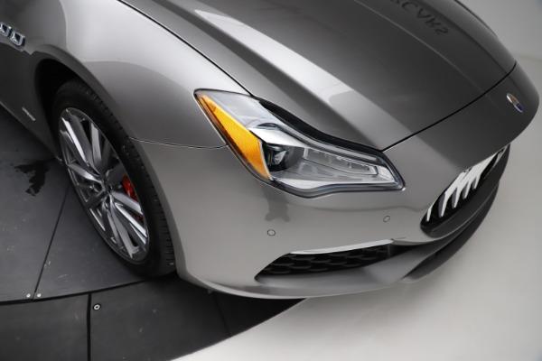 New 2021 Maserati Quattroporte S Q4 GranLusso for sale $122,435 at Maserati of Greenwich in Greenwich CT 06830 25