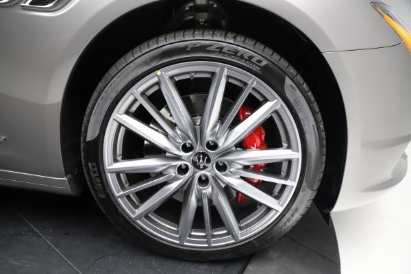 New 2021 Maserati Quattroporte S Q4 GranLusso for sale $122,435 at Maserati of Greenwich in Greenwich CT 06830 26