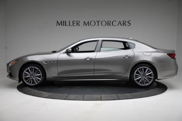New 2021 Maserati Quattroporte S Q4 GranLusso for sale $122,435 at Maserati of Greenwich in Greenwich CT 06830 3