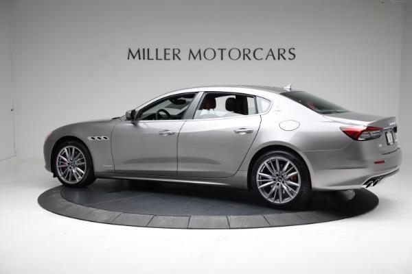 New 2021 Maserati Quattroporte S Q4 GranLusso for sale $122,435 at Maserati of Greenwich in Greenwich CT 06830 4