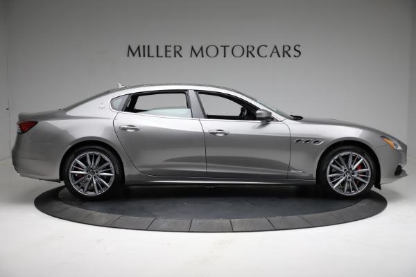 New 2021 Maserati Quattroporte S Q4 GranLusso for sale $122,435 at Maserati of Greenwich in Greenwich CT 06830 9