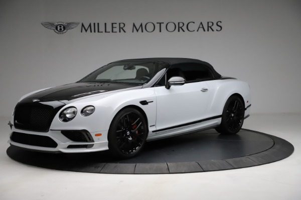 Used 2018 Bentley Continental GT Supersports for sale $209,900 at Maserati of Greenwich in Greenwich CT 06830 13