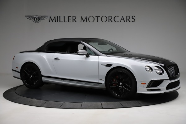 Used 2018 Bentley Continental GT Supersports for sale $209,900 at Maserati of Greenwich in Greenwich CT 06830 17