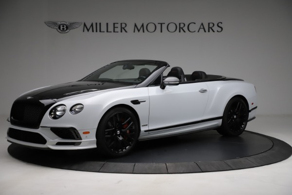 Used 2018 Bentley Continental GT Supersports for sale $209,900 at Maserati of Greenwich in Greenwich CT 06830 2