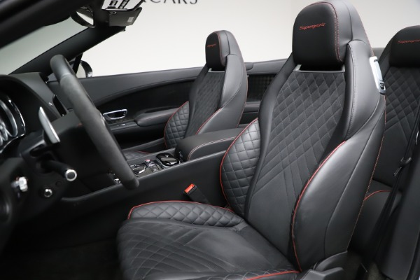 Used 2018 Bentley Continental GT Supersports for sale $209,900 at Maserati of Greenwich in Greenwich CT 06830 26