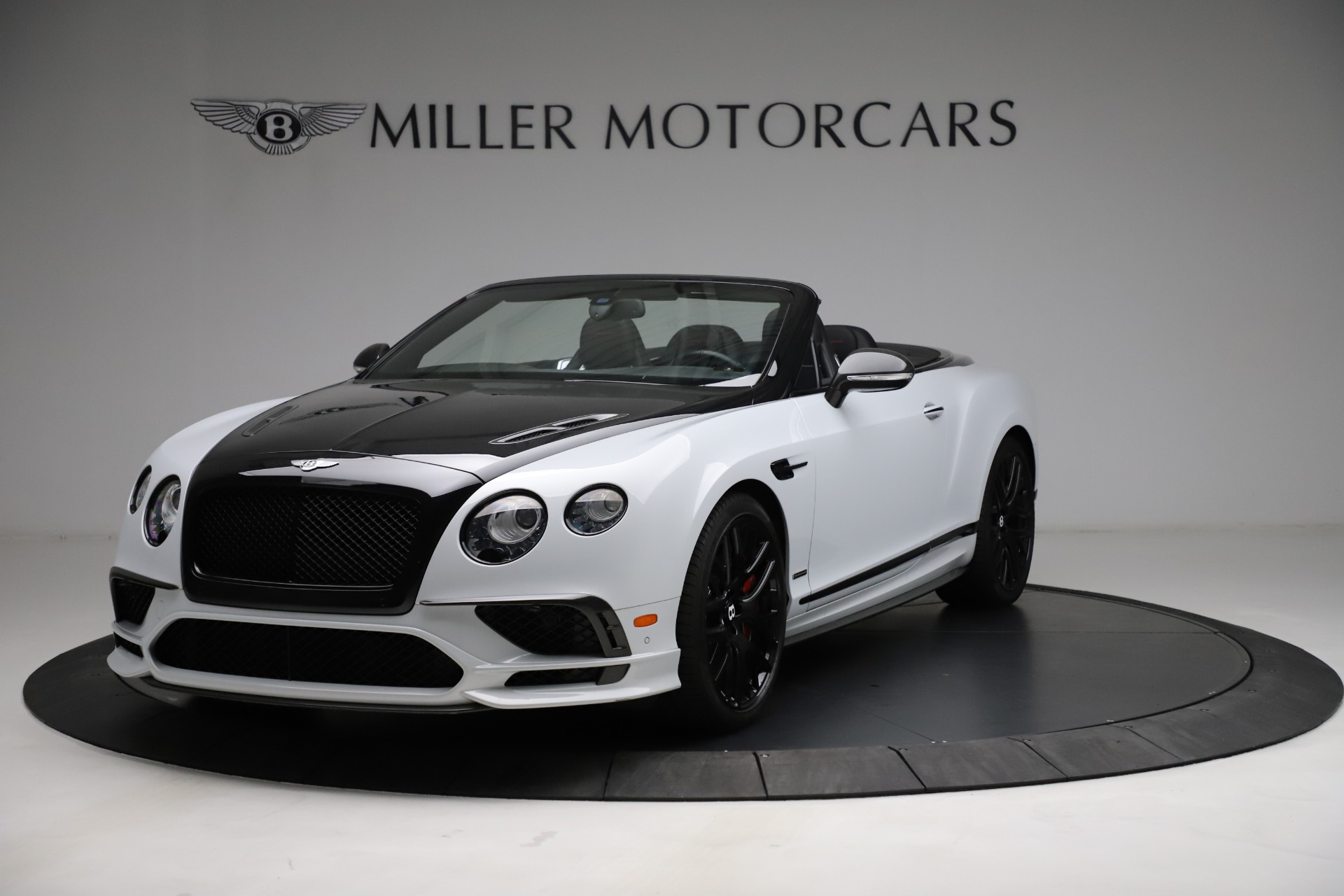 Used 2018 Bentley Continental GT Supersports for sale $209,900 at Maserati of Greenwich in Greenwich CT 06830 1