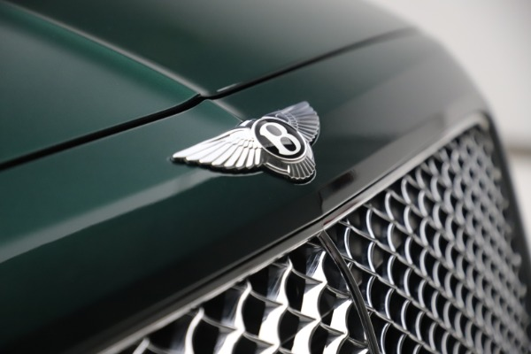 Used 2018 Bentley Bentayga W12 Signature for sale $159,900 at Maserati of Greenwich in Greenwich CT 06830 13