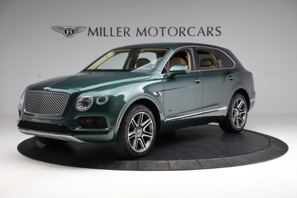 Used 2018 Bentley Bentayga W12 Signature for sale $159,900 at Maserati of Greenwich in Greenwich CT 06830 2
