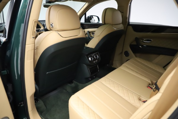 Used 2018 Bentley Bentayga W12 Signature for sale $159,900 at Maserati of Greenwich in Greenwich CT 06830 20