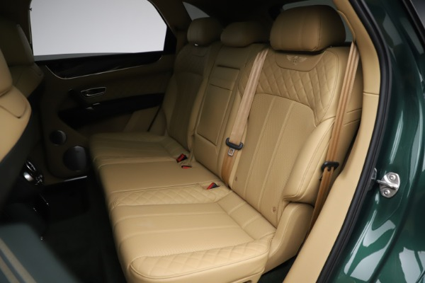 Used 2018 Bentley Bentayga W12 Signature for sale $159,900 at Maserati of Greenwich in Greenwich CT 06830 22