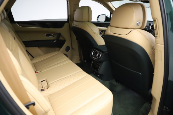Used 2018 Bentley Bentayga W12 Signature for sale $159,900 at Maserati of Greenwich in Greenwich CT 06830 27