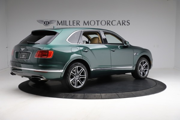 Used 2018 Bentley Bentayga W12 Signature for sale $159,900 at Maserati of Greenwich in Greenwich CT 06830 8